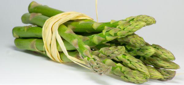 Koolhydraatarm dieet asperges